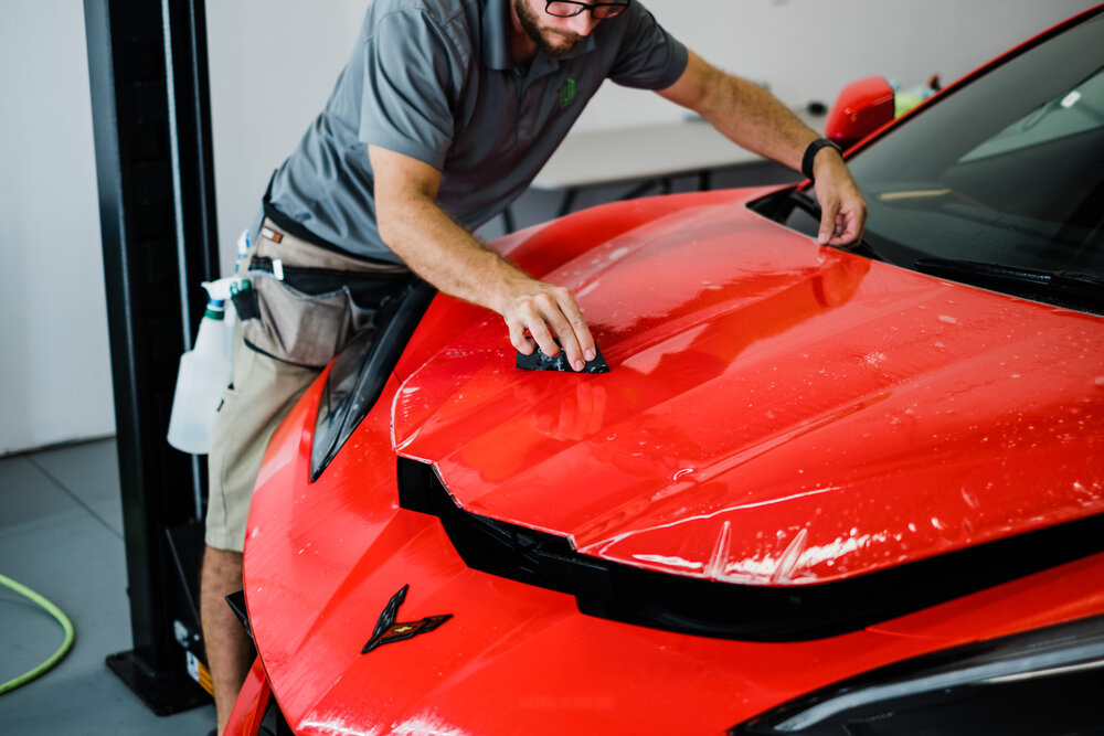 Protect your Paint from rock chips & scratches